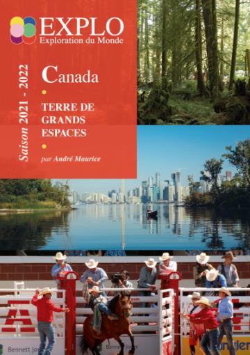 CANADA, terre de grands espaces