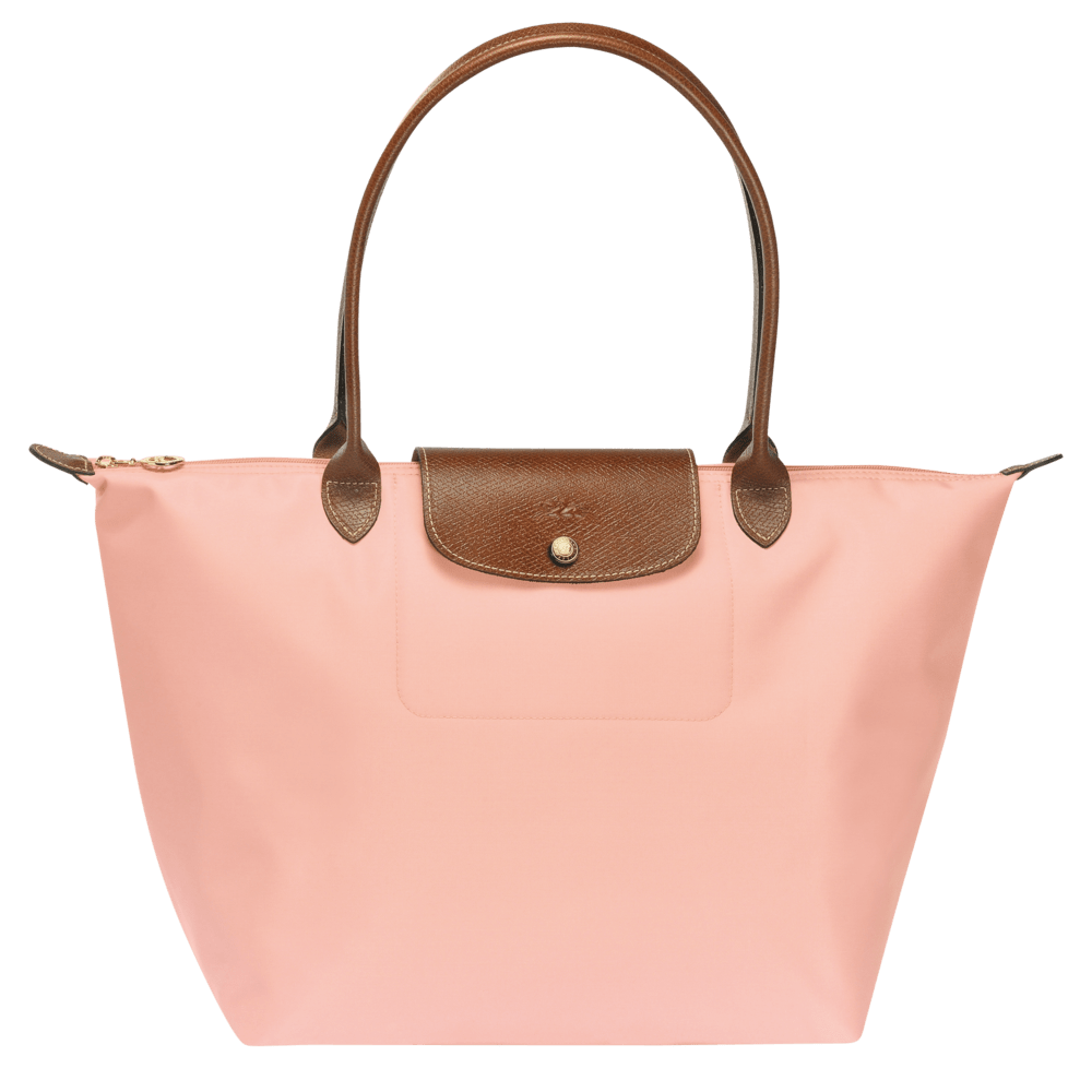 LONGCHAMP LE PLIAGE SAC SHOPPING L ROSE Willems Mattagne